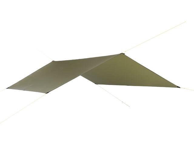 Helsport Bitihorn Pro Tarp 3,5x2,9m, green
